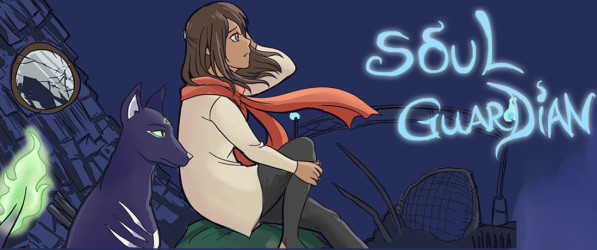 Soul Guardian webcomic banner image