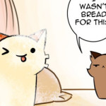 Cat Loaf Adventures webcomic banner image