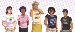 But I'm A Cat Person webcomic banner image