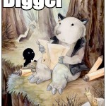 Digger webcomic banner image