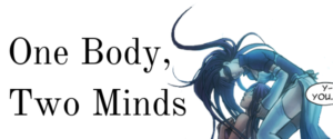 One Body, Two Minds webcomic banner image