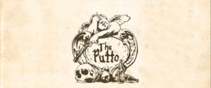 The Sorrowful Putto of Prague webcomic banner image