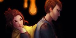 Honey & The End webcomic