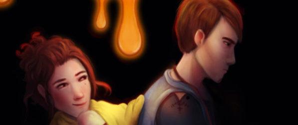 Honey & The End webcomic banner image