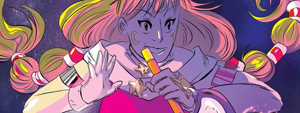 Legendary Beings Ara & Celi webcomic