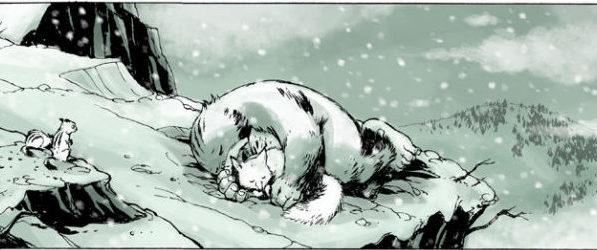 The Abominable Charles Christopher webcomic banner image
