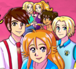 Altar Girl webcomic banner image