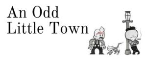 An Odd Little Town webcomic banner image