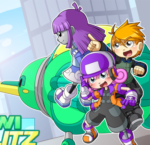 Kiwi Blitz webcomic banner image