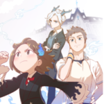 Refund High School webcomic banner image