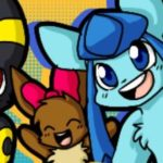 Stupid Short Eevee Comic webcomic banner image