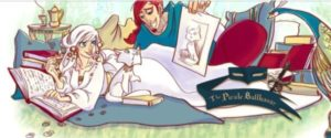 The Pirate Balthasar webcomic banner image