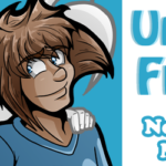 Undead Friend webcomic banner image