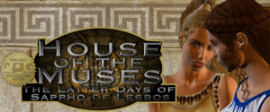 House of the Muses webcomic banner image