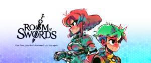 Room of Swords webcomic banner image