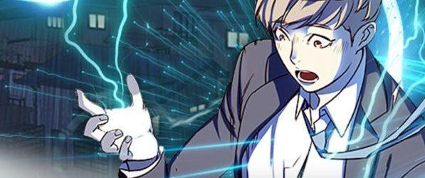 Eleceed webcomic banner image