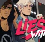 Lies Within webcomic banner image