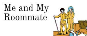 Me and My Roommate webcomic banner image