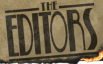 The Editors webcomic banner image