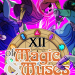Of Magic & Muses webcomic banner image