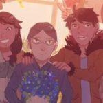 Blossom Boys webcomic banner image