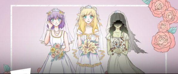 Cursed Princess Club webcomic banner image