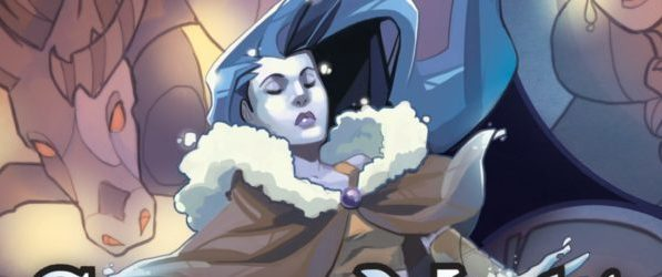 Snow by Night webcomic banner image
