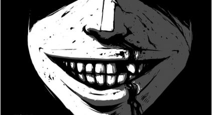 Twisted Dark webcomic banner image