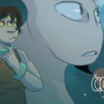 Cosmic Fish webcomic banner image