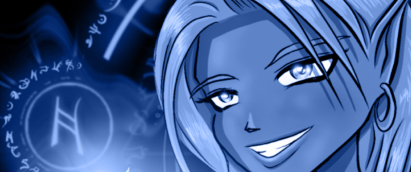 Elven webcomic banner image