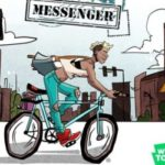 Messenger webcomic banner image