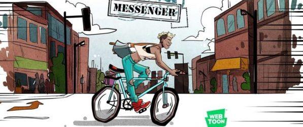 Messenger webcomic banner image