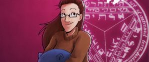 The Roommate From Hell webcomic banner image