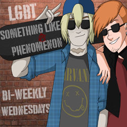 Something Like A Phenomenon webcomic banner image
