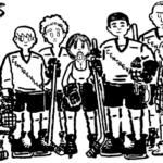 Ferda Boys webcomic banner image
