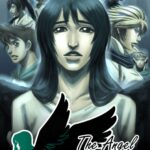 The Angel with Black Wings webcomic banner image
