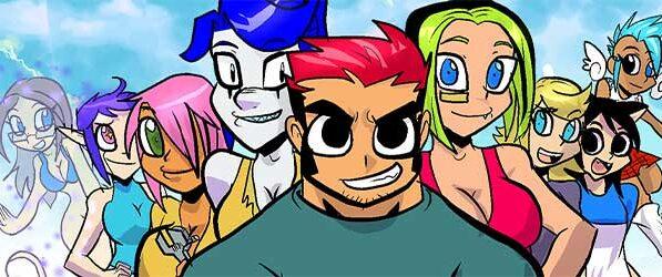 Shonen Punk! webcomic banner image