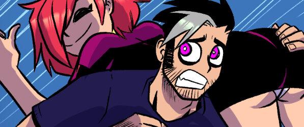 Junk Ship webcomic banner image