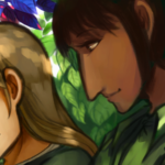 The Gifts of Darkness webcomic banner image
