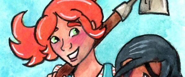 Neptune Bay webcomic banner image