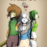 Haztus webcomic banner image