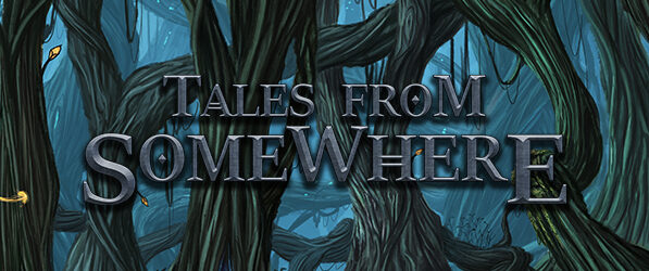 Tales From Somewhere webcomic banner image