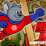 Mercury Mouse webcomic banner image