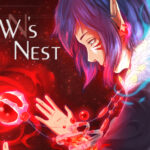Crow(N)'s Nest webcomic banner image