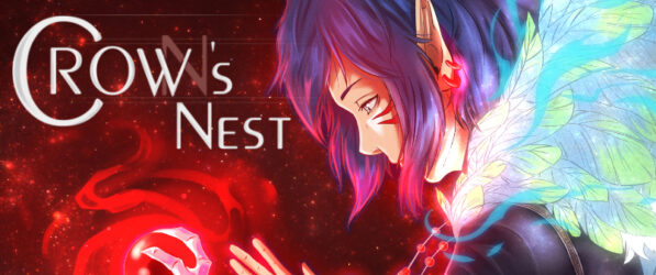 Crow(N)'s Nest webcomic banner image