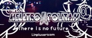 Helltropolitan webcomic banner image
