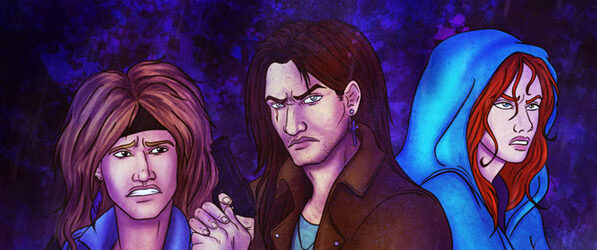The Emergency Coven webcomic banner image