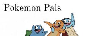Pokemon Pals webcomic banner image