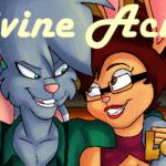 Divine Acid webcomic banner image