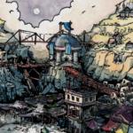 Abismos webcomic banner image